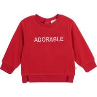 Kleidung Mädchen Sweatshirts Carrément Beau Y95256-992 Rot