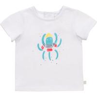 Kleidung Jungen T-Shirts Carrément Beau Y95275-10B Weiß