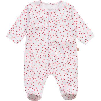 Kleidung Mädchen Pyjamas/ Nachthemden Carrément Beau Y97101-10B Weiß