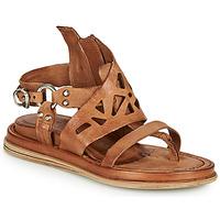 Schuhe Damen Sandalen / Sandaletten Airstep / A.S.98 POLA GRAPH Kamel