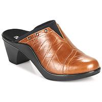 Schuhe Damen Pantoffel Romika Westland ST TROPEZ 271 Braun,