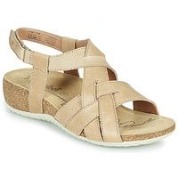 Schuhe Damen Sandalen / Sandaletten Josef Seibel NATALYA 16 Beige