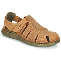 Schuhe Herren Sandalen / Sandaletten Josef Seibel MAVERICK 01 Braun,