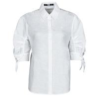 Vêtements Femme Chemises / Chemisiers Karl Lagerfeld LINENSHIRTW/BOWS