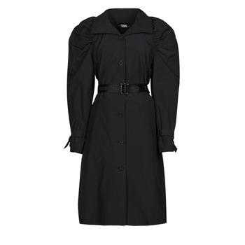 Vêtements Femme Trenchs Karl Lagerfeld DRAPEDTRENCHCOAT