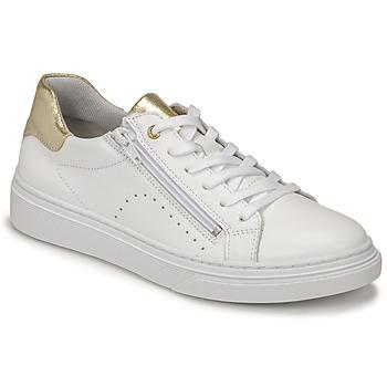 Chaussures Fille Baskets basses Bullboxer AOP000E5L-WHPN