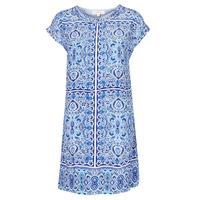 Kleidung Damen Kurze Kleider Derhy STRESS Blau