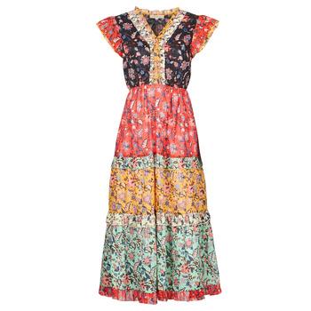 Kleidung Damen Maxikleider Derhy SAGESSE Bunt