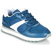 Schuhe Damen Sneaker Low Esprit AMBRO Blau
