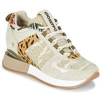 Schuhe Damen Sneaker Low Gioseppo PATERSON Beige / Khaki