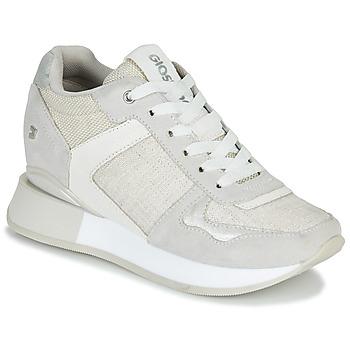 Schuhe Damen Sneaker Low Gioseppo RALEIGH Weiß