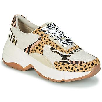 Schuhe Damen Sneaker Low Gioseppo FORMIA Weiß