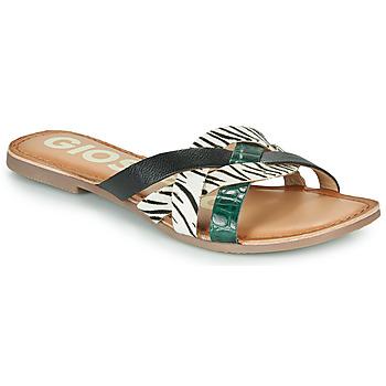 Schuhe Damen Pantoffel Gioseppo STILES Weiß