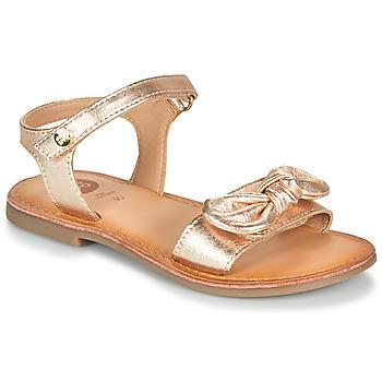 Schuhe Mädchen Sandalen / Sandaletten Gioseppo CLEBER Gold