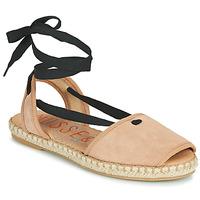 Schuhe Damen Leinen-Pantoletten mit gefloch Musse & Cloud ONDARA