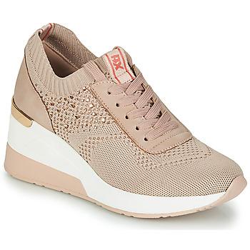 Chaussures Femme Baskets basses Xti ROSSA