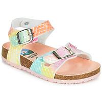 Schuhe Mädchen Sandalen / Sandaletten Pablosky MULTI Bunt