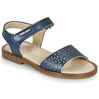 Schuhe Mädchen Sandalen / Sandaletten Pablosky LILLA Marineblau