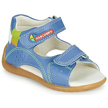 Chaussures Garçon Sandales et Nu-pieds Pablosky KINNI