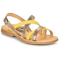 Chaussures Fille Sandales et Nu-pieds Citrouille et Compagnie GENTOU