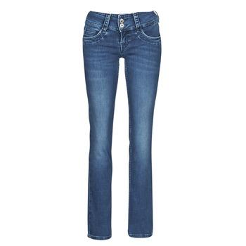 Vêtements Femme Jeans droit Pepe jeans GEN
