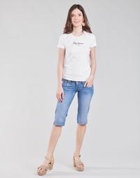 Abbigliamento Donna Pinocchietto Pepe jeans VENUS CROP