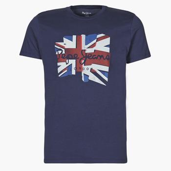 Abbigliamento Uomo T-shirt maniche corte Pepe jeans DONALD