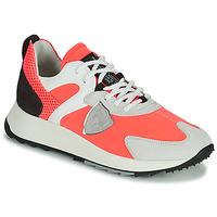 Schuhe Damen Sneaker Low Philippe Model ROYALE Koralle