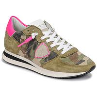 Chaussures Femme Baskets basses Philippe Model TROPEZ X