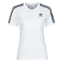 Vêtements Femme T-shirts manches courtes adidas Originals 3 STRIPES TEE