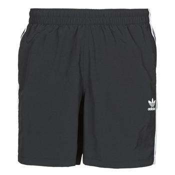 Kleidung Herren Badeanzug /Badeshorts adidas Originals 3-STRIPE SWIMS