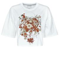 Kleidung Damen T-Shirts Volcom FA FORTIFEM TEE Weiß