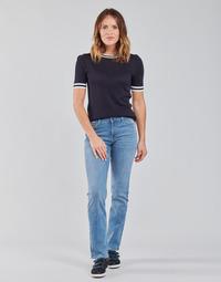 Vêtements Femme Jeans droit Lee MARION STRAIGHT