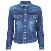 Vêtements Femme Vestes en jean Le Temps des Cerises LILLY