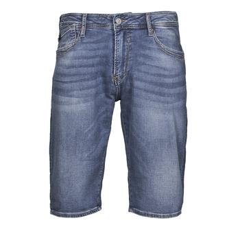 Kleidung Herren Shorts / Bermudas Le Temps des Cerises JOGG BERMUDA Blau