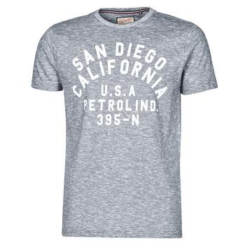 Vêtements Homme T-shirts manches courtes Petrol Industries T-SHIRT SS R-NECK K