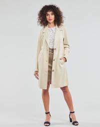 Vêtements Femme Manteaux Esprit SUEDE COAT