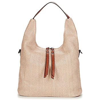 Taschen Damen Handtasche Casual Attitude OMAY Beige