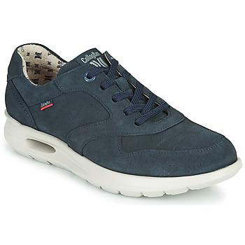 Schuhe Herren Sneaker Low CallagHan WASSER