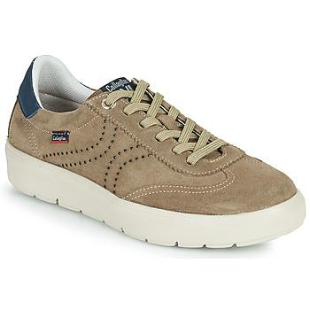 Schuhe Herren Sneaker Low CallagHan RED