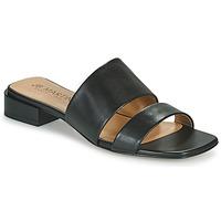 Chaussures Femme Sandales et Nu-pieds JB Martin HELIAS VTZ NOIR DCN/ELASTANO