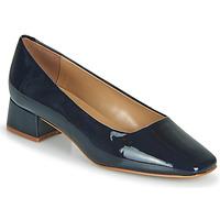 Chaussures Femme Escarpins JB Martin CATEL VVN MARINE DCN/ELASTO