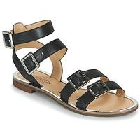 Chaussures Femme Sandales et Nu-pieds JB Martin 1GAPI VTE NOIR DCV/GOMME