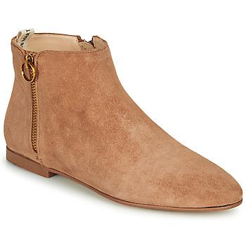 Schuhe Mädchen Klassische Stiefel JB Martin 2ACANO Braun,