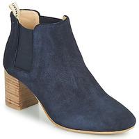 Schuhe Mädchen Klassische Stiefel JB Martin 3ALIXA Marineblau