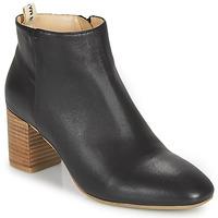 Schuhe Mädchen Klassische Stiefel JB Martin 3ALIZE MTO NOIR DCN/GOMME