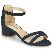Schuhe Mädchen Sandalen / Sandaletten JB Martin MACABO Marineblau