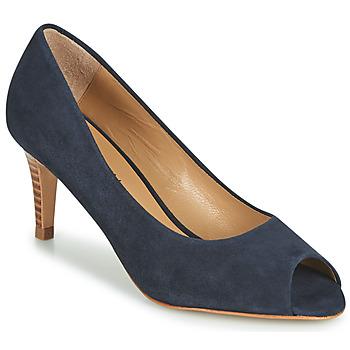 Chaussures Femme Sandales et Nu-pieds JB Martin PARMINA MTO MARINE DCN/ELASTO