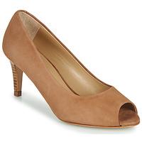 Chaussures Femme Escarpins JB Martin PARMINA MTO CAMEL DCN/ELASTO
