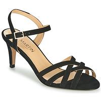 Chaussures Femme Ballerines / babies JB Martin PIRIA MTO NOIR DCN/ELASTO
